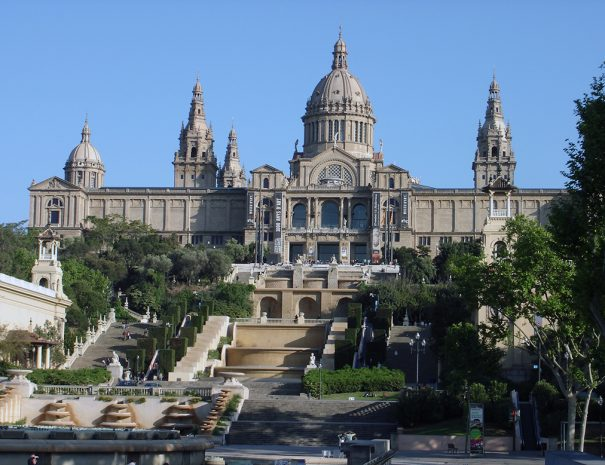 museum-in-barcelona-spain